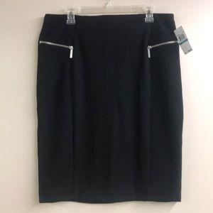 Michael Kors NWT black skirt 16